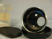 '  85mm ' Carl Zeiss Pro Tessar 85mm F4 Prime Contaflex Cased Lens £12.99